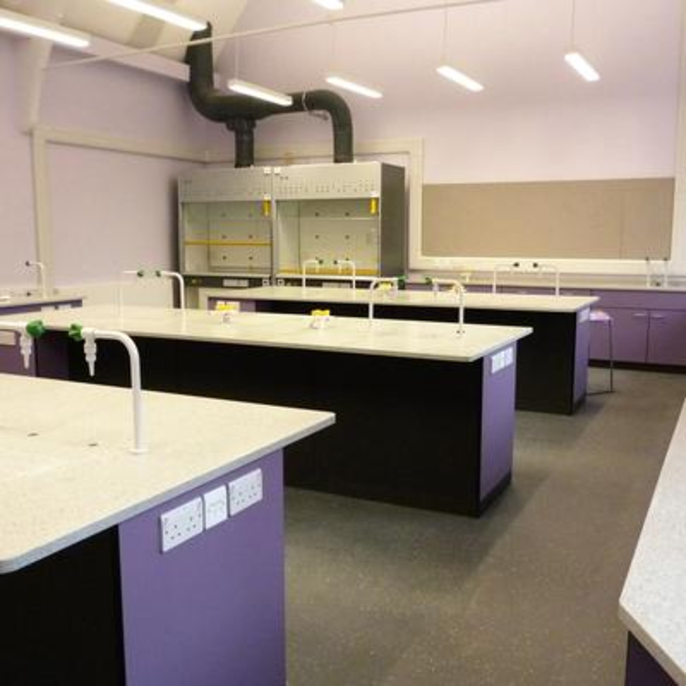 Hymers College Laboratories Refurbishment