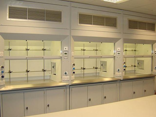 Industrial Fume Cupboards