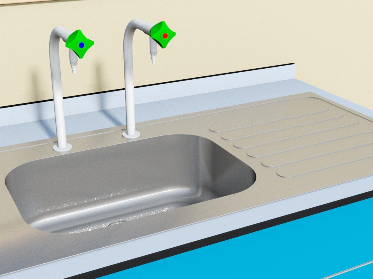 Laboratory Inset Sink Amp Drainers Kinetic Laboratories