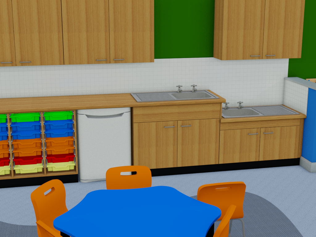 Educational Kitchens