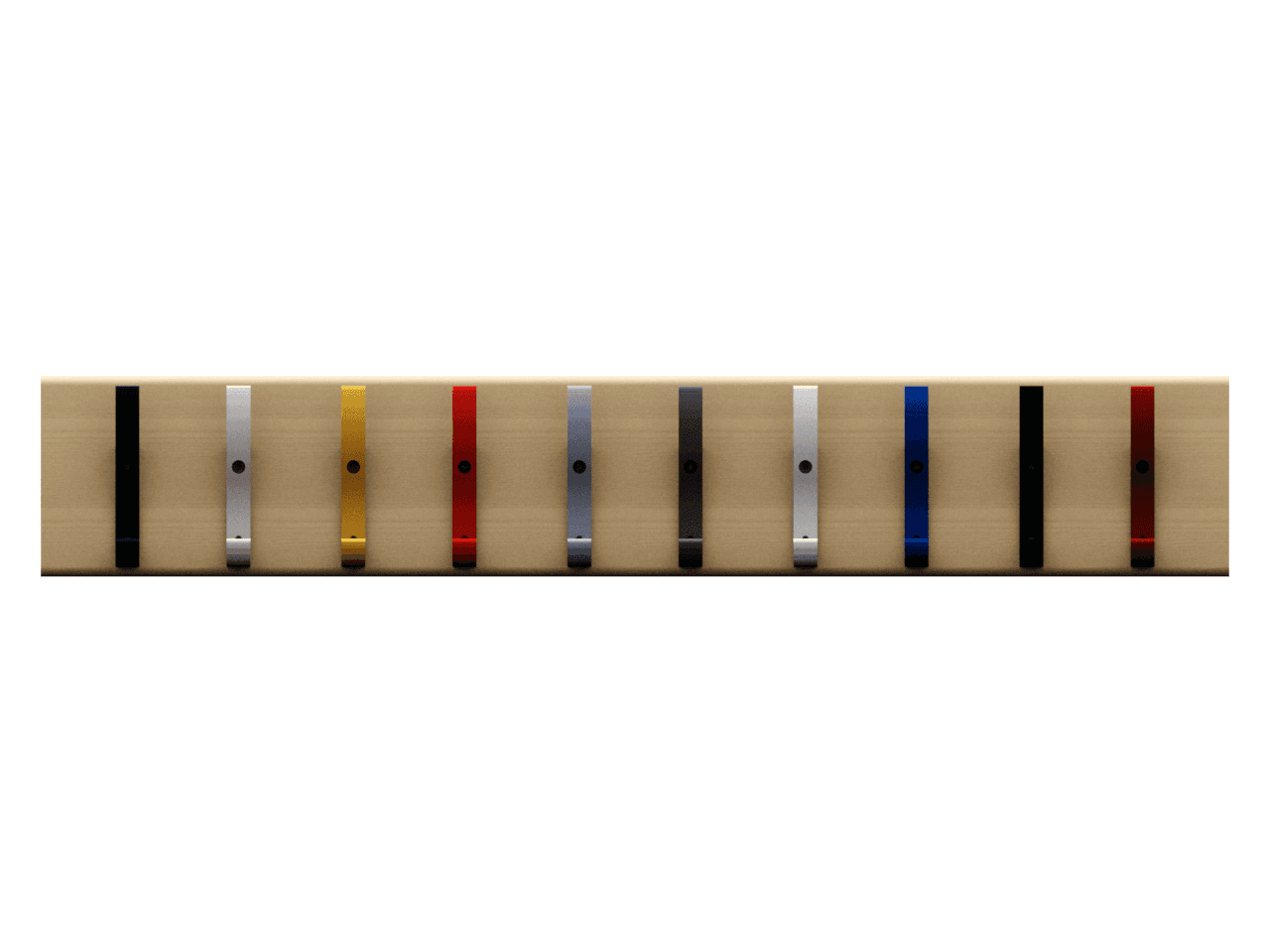 Coat Hook Boards Kinetic Laboratories Hull And East