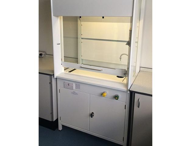 Educational Fume Cupboards